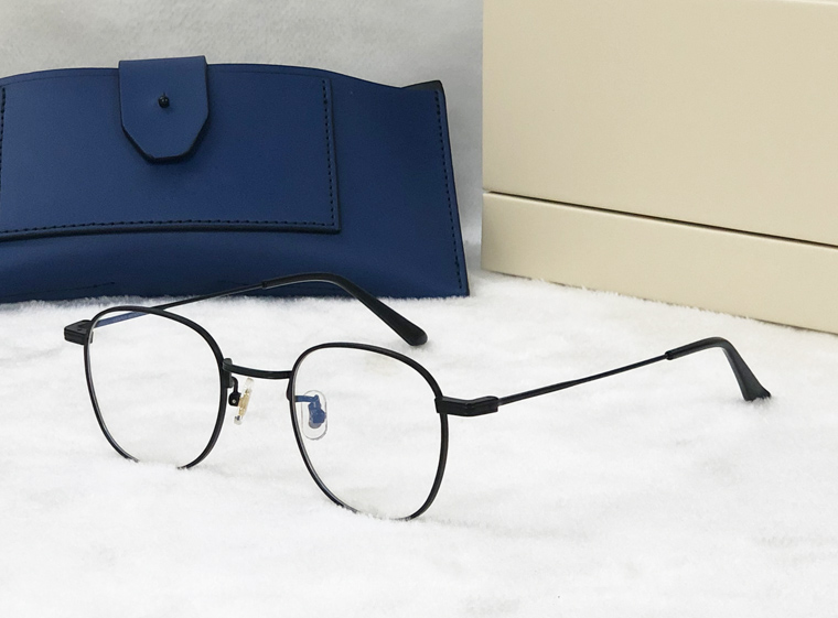 Eyewear Titanium Glasses Frame Gentle brand Men Eyeglasses Computer Optical Prescription Reading Clear Eye Lens male Spectacle
