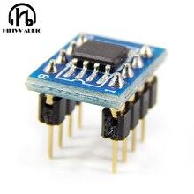 Hi Fi op amp OPA1612AID оригинальный операционный усилитель 8 футов OPA1612 с двойным чипом ИМС операционного усилителя для аудиосистемы