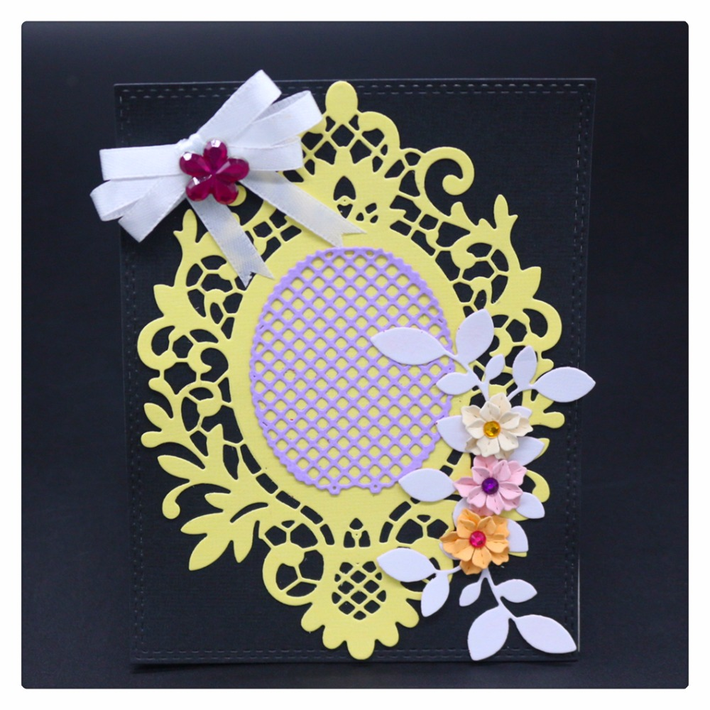 VCD81 Cover CUT SCRAPBOOK Metal Cutting Dies For Scrapbooking Stencils DIY Album Cards Decoration Embossing Folder Die Cuts Mold in Cutting Dies from Home Garden