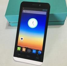 "En la Acción! 5.0 ""Android 4.2.2 Quad Core MTK6589T 1 GB + 8 GB desbloqueado GHONG @ V12 teléfono celular inteligente teléfono móvil teléfono ruso Español"