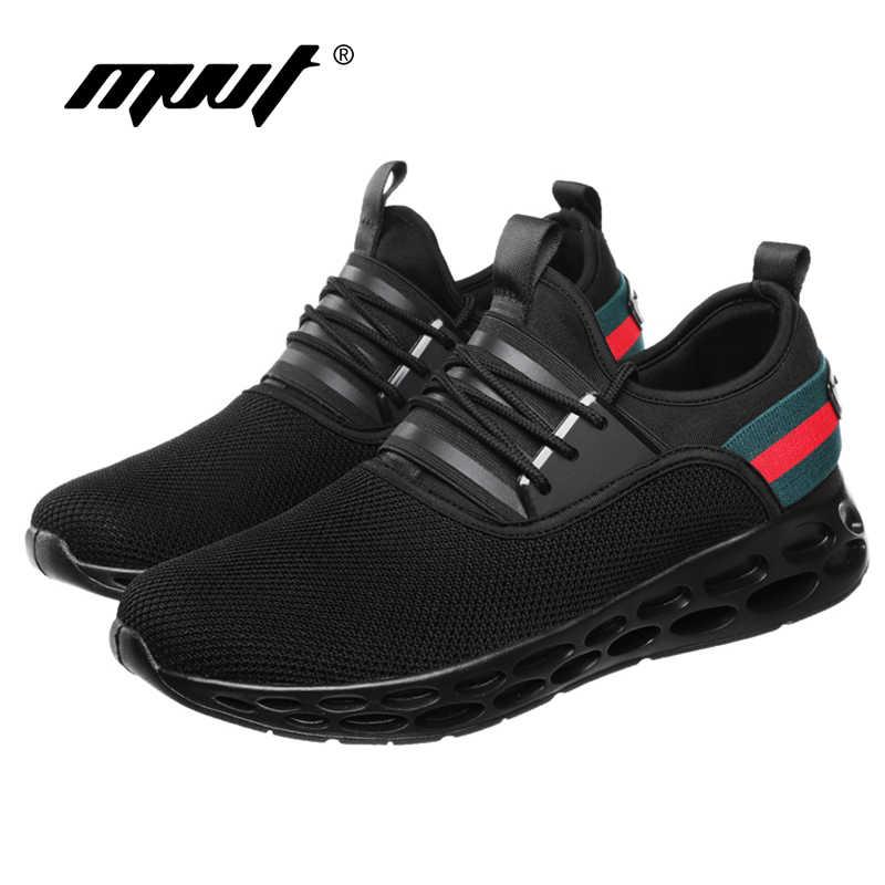 b3eb0f7b ... MVVT/Большие размеры 48, популярные мужские кроссовки для бега, легкие  амортизирующие мужские кроссовки ...