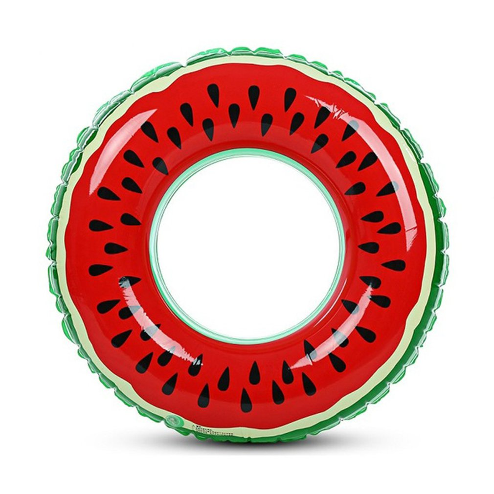 Watermelon Inflatable Adult Children Swimming Ring Inflatable Pool Float Circle For Adult Children Hot Sale Dropshipping