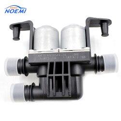 YAOPEI zawór sterowania podgrzewacz wody dla BMW E53 E70 E71 E72 X5 X6 64116910544 1147412166