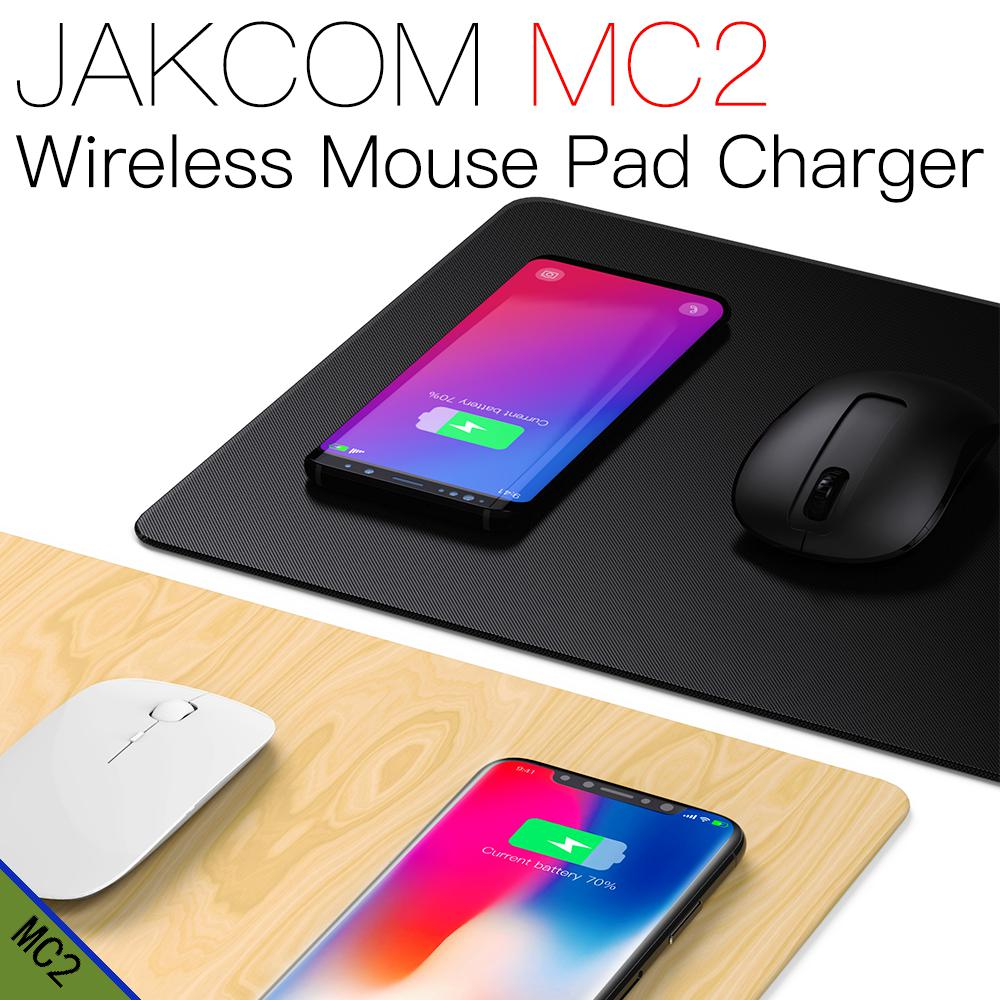 JAKCOM MC2 Wireless <font><b>Mouse</b></font> Pad Charger Hot sale in Chargers as <font><b>18650</b></font> battery aukey power bank imax b6 mini image
