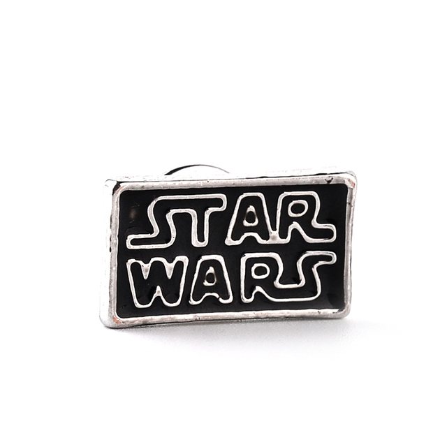 Star Wars Emblem Brooch