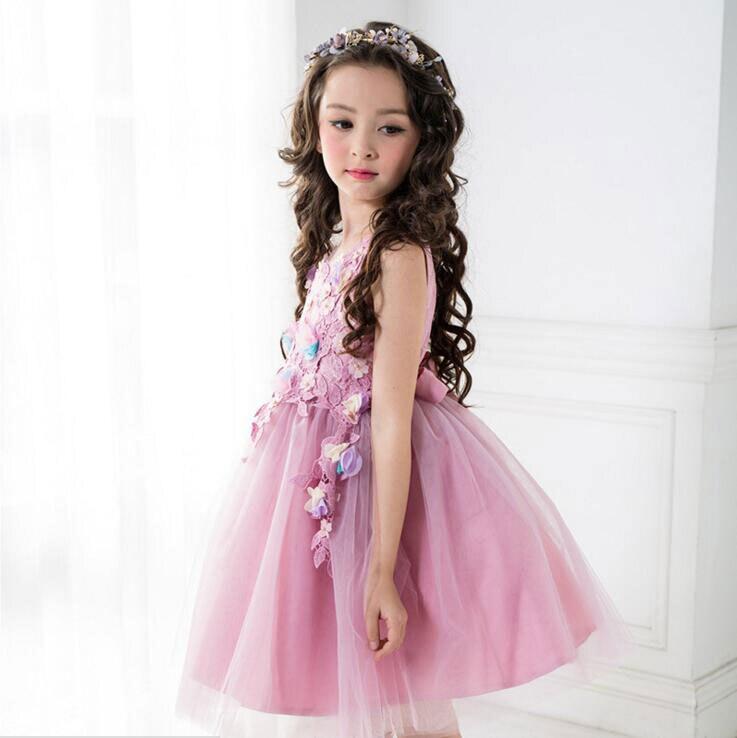 Chica Vestidos Cenicienta vestido princesa partido Vestidos Niñas ...
