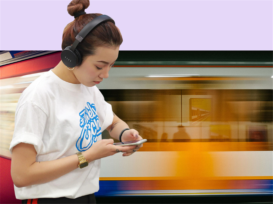 FIIL DIVA Headphones Bluetooth 4.1 HiFi Active Noise Cancelling Headset High Quality New Earphone for Music Lover Headphones 4