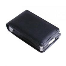 Bla Leather Case Pouch Cover for iPod Classic 5th Generation 30GB 60GB FOR Apple iPod Classic 6th Generation 120GB/ 80GB car charger ac charger usb cable for microsoft zune 80gb 4gb 8gb 30gb 16gb 120gb
