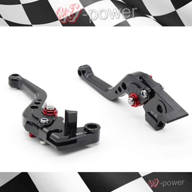 For KTM DUKE 690 SUPERDUKE 990 RC8 / R motorcycle accessories CNC billet aluminum short brake clutch lever black mtkracing cnc aluminum brake clutch levers set short adjustable lever for ktm adventure 1050 690 duke smc smcr 690 enduro r