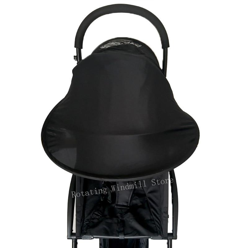 Baby Cart Sun Visor Sun-shading Cover Baby Stroller Accessories Canopy Cover For YOYO+ YOYA And High Landscape Stroller Sun Hood
