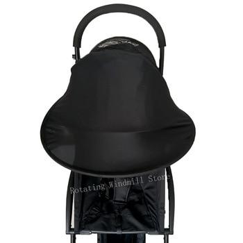 baby stroller accessories muslin blanket car seat cover sunshield sunshade safety basket cart cradle cap visor sun canopy Baby Cart Sun Visor Sun-shading Cover Baby Stroller Accessories Canopy Cover For YOYO+ YOYA And High Landscape Stroller Sun Hood