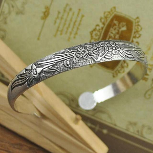 Bracelet Tibetain Metal