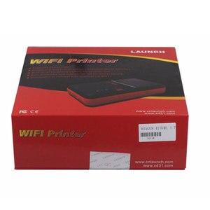 Image 5 - Launch wifi impressora x431 mini, impressora com função wifi para diagun iii, x431 v, v +, pro, pad2, papel da impressora
