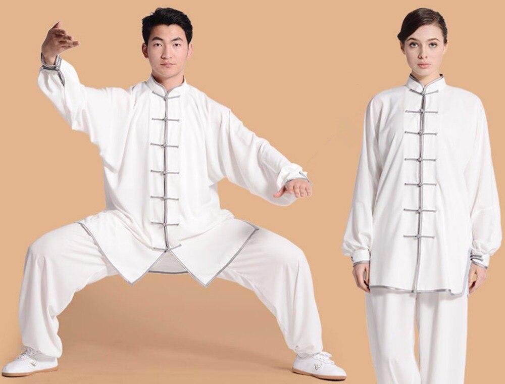 Taiji clothes Jiajia cotton Tai Chi exercise martial arts clothing Uniforme Kung Fu Kungfu Clothing Wushu