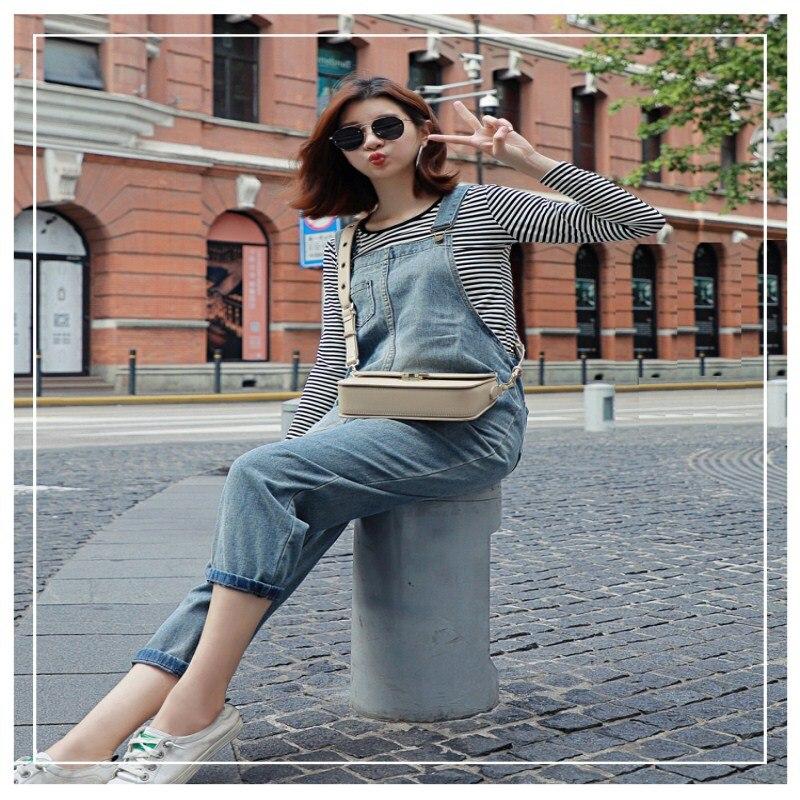Chaude Barboteuse M 2018 Combinaisons Dames Nouveau Salopette Plus De Denim Taille Déchiré 4xl La Jeans Light Casual Sexy Blue Femmes wqwPETr
