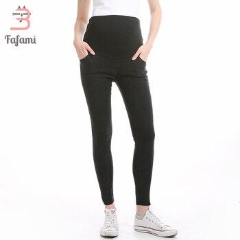 Maternity Jeans Skinny Pants Capris for pregnant women Plus High waist leggings pregnancy clothes winter maternity