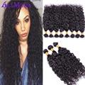 3PCS/lot Malaysian virgin hair water wave Best Malaysian water wave human hair extensions 8A Malaysian Wet and wavy hair