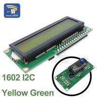 1602 I2C Green