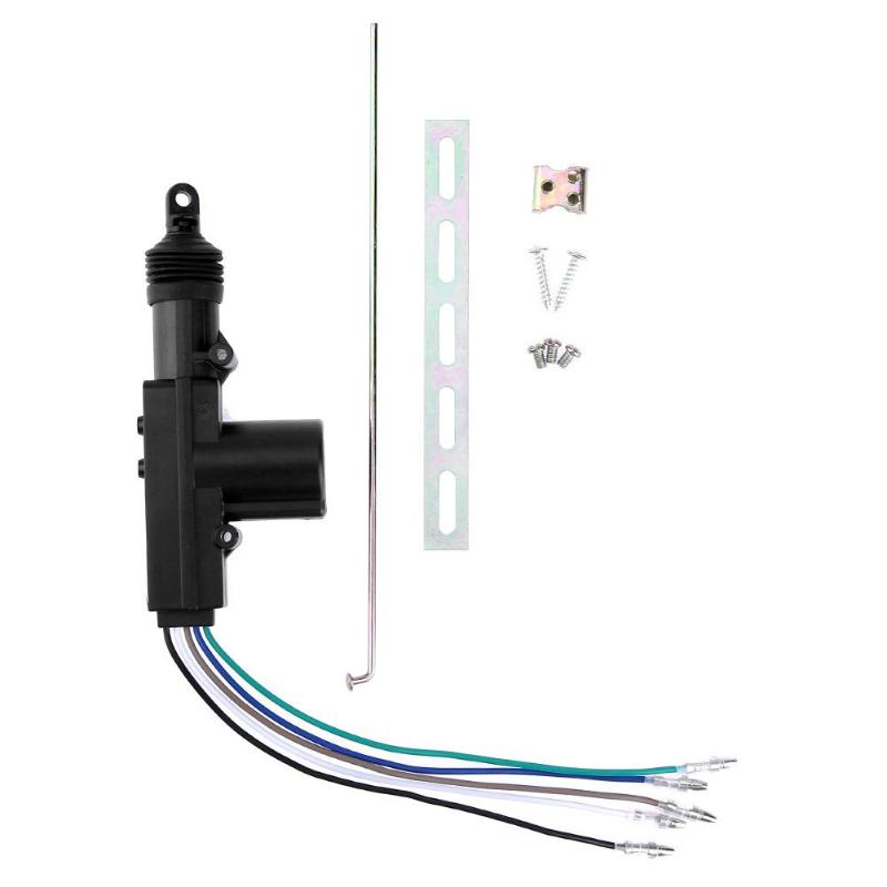 Actuator Door-Motor Solenoid Car-Central-Locking-System Electric DC 5-Wire 12V/24V title=