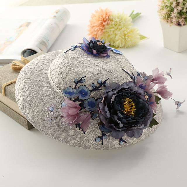 2016 mulheres flor branca artesanal elegent mãe marfim catedral véu de noiva casamento acessório nupcial do partido