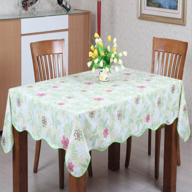 BALLE PVC Table Cloth Water Oil Resistant Table Cover Host Backyard Parties <font><b>BBQs</b></font>(106x152cm)
