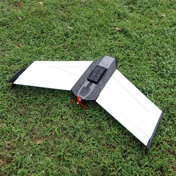 High Quality Wing EPP Carbon Fiber 840mm Wingspan Triangle Wing RC Airplane Kit for FPV Racing Compatible F3/F4 Spare Part