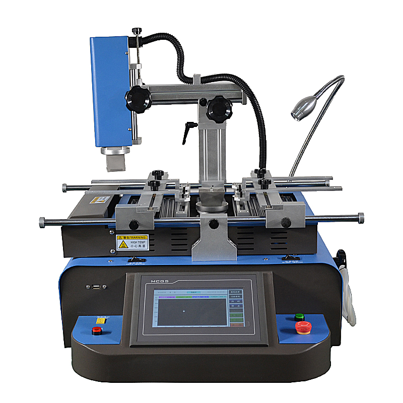 Automatic BGA Rework Station with K-type Thermocouple Closed-Loop Controlling for Motherboard Repair 2