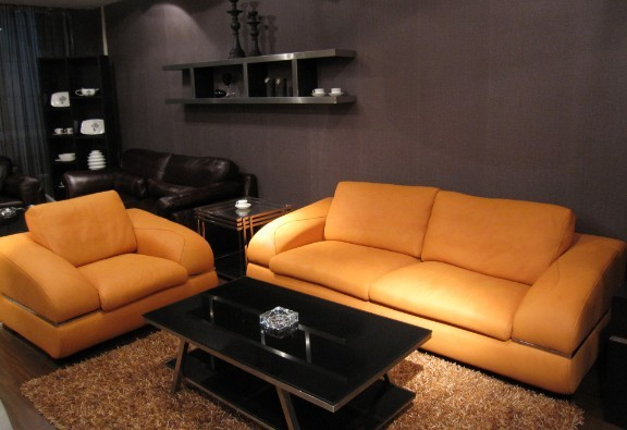 cow genuine leather sofa set living room furniture couch sofas