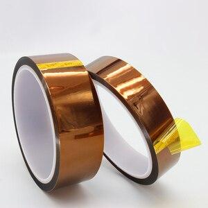 Image 4 - 갈색 고온 폴리이 미드 절연 테이프 납땜 저항 배터리 회로 기판 테이프 변압기 전기
