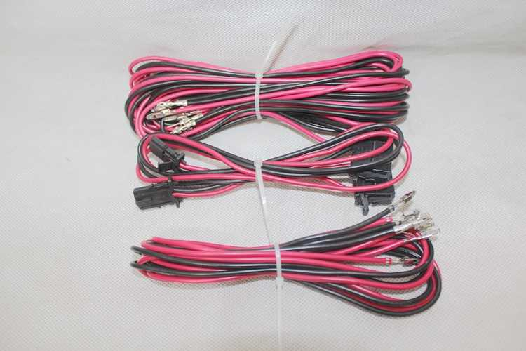 Swell Detail Feedback Questions About Oem Rear Door Subwoofer Cable Wiring Digital Resources Xeirawoestevosnl