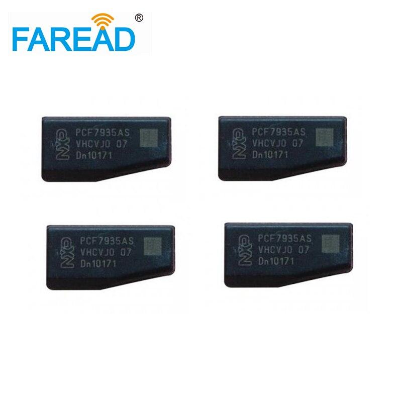 Free Shipping 10pcs/High Quality Brick Tag  Transponder Chip PCF 7935AS/AA ID44 For Car Key  Tag