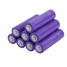 10pcs 18650 3.7V 2500mah Li-Ion Battery Rechargeable Lithium Power Batteria Max 20A 35A discharge for E-cigarette Toys Headlight цены онлайн