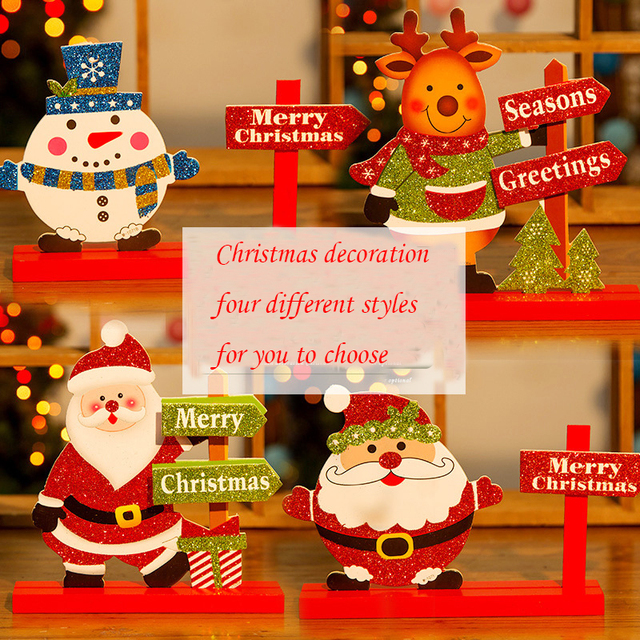Christmas Decoration For Home Desktop Orament Different Beautiful Styles To Decorate  Your Home