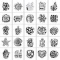 100PCS Silver Plated Bead Charm Fits DIY Pandora Charm Bracelets Bangles Fashion Jewelry berloque prata Free Shipping 4pcs/style