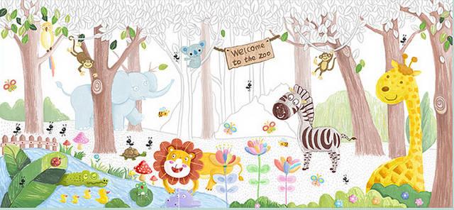 Download 98 Background Kartun Anak Gratis Terbaru