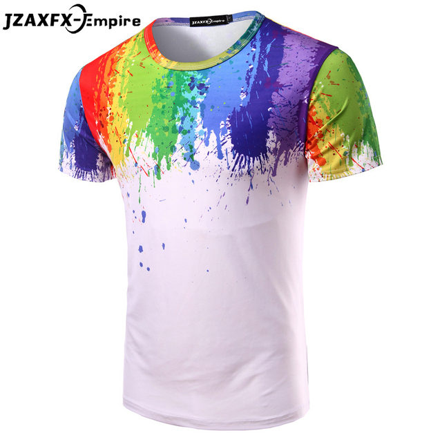 Hand Painted T-Shirt | El;ectric Guitar Painting On White T-Shirt ...