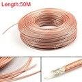 Коаксиальный кабель areyourstore  коннектор 5000 см RG179  75 Ом  M17/94  RG-179  Coax  Pigtail  164 фута  Jac