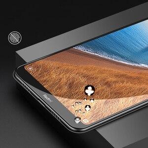 Image 4 - Xiaomi redmi 7A Screen Protector Volledige Cover Mofi redmi 7a Gehard Glas Ultra Clear Front Beschermende 9H 2.5D 7A screen Glas