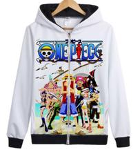 One Piece Sabo Luffy 3D Printed Hoodie