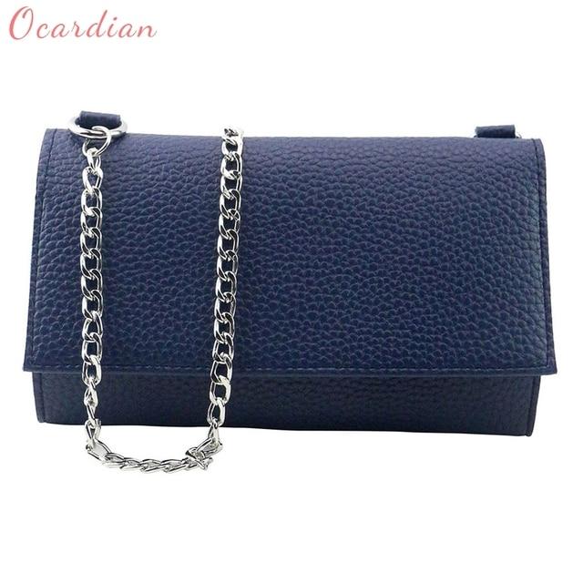 bb47e029d38 OCARDIAN bolsas Women Fashion Handbag Shoulder Bag Small Tote Ladies Purse  Made in China Casual