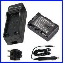 Battery + Charger for JVC Everio GZ EX355, GZ EX355BU, GZ EX355BUS