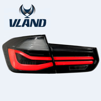 VLAND manufacturer for Car Tail light for BMW F30 LED Taillight 2013 2017 for F35 Tail lamp with DRL+Reverse+Brake moving signal