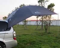 Laputa 4 5 Person Use Fiberglass Sun Shelter Large Gazebo Camping Tent Self driving Tour Car Tail Tent Beach Tent