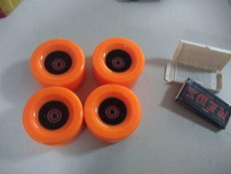 High Quality electric longboard wheels