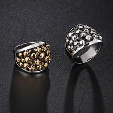 Variety Skull Ring