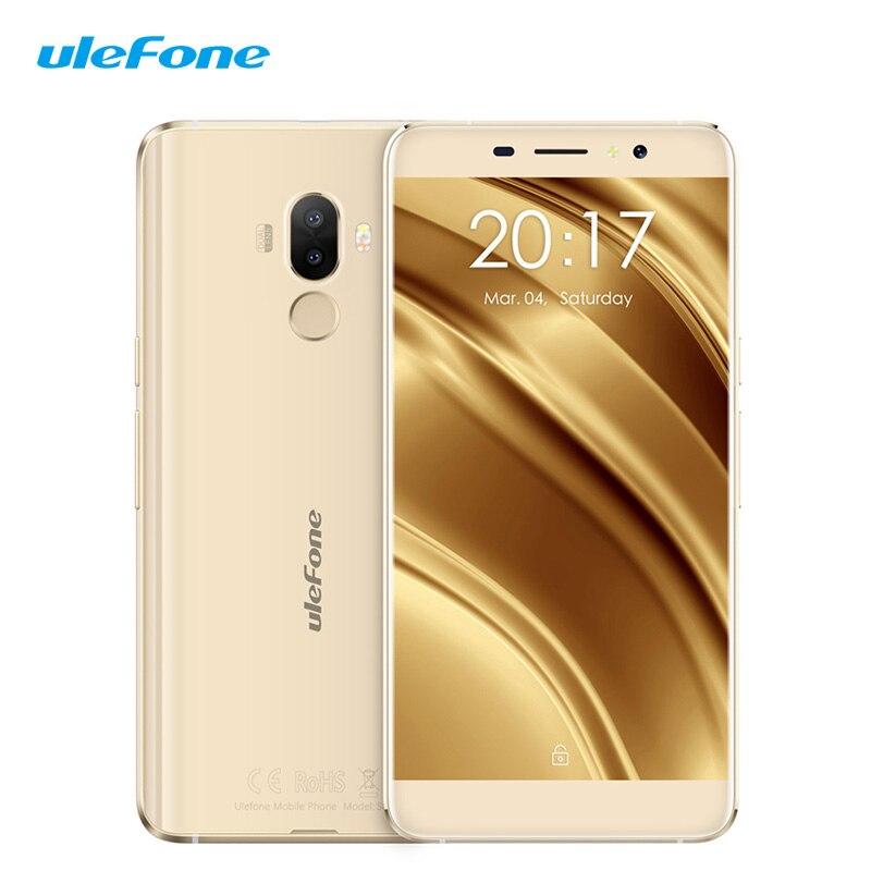 Ulefone S8 Pro 4G LTE Unlock Mobile Phone 5 3 Inch MTK6737 Quad Core 2 16GB