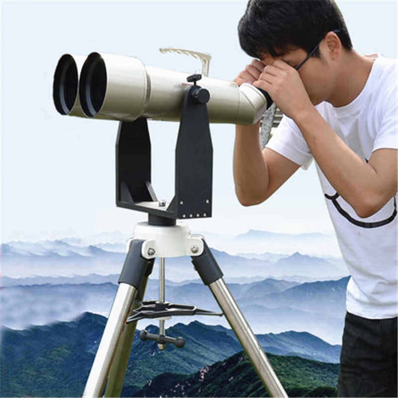 Super Military HD BINOCULAR Waterproof Camping Hunting 27mm Large Eyepiece Zoom Telescope Quality Vision Eyepiece Binoculars