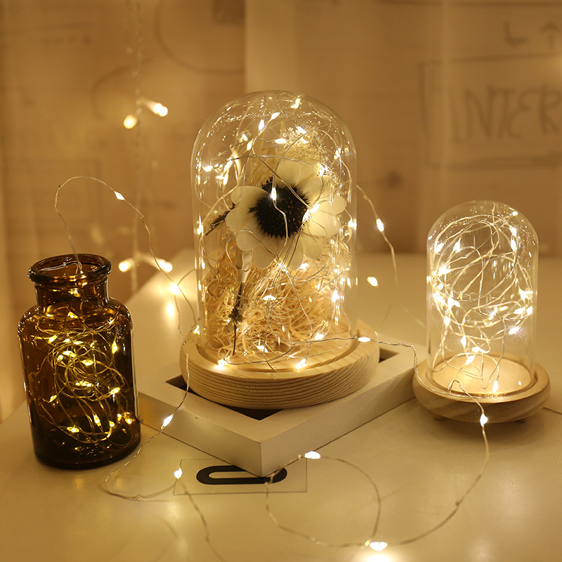 Wholesale Led Strings light Copper Wire Battery Operated ...
