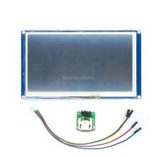 DIYmall Anglais Version Nextion 7.0 «HMI Intelligent LCD Module D'affichage pour Arduino LCD TFT Framboise Pi ESP8266