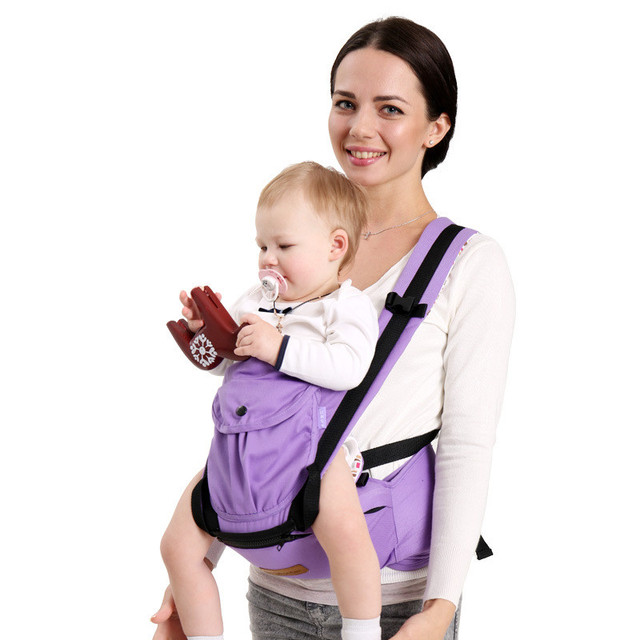 12d651bc55a Best Baby 0-30 Months Comfortable Multifunctional Load 15Kg Back Front  Facing Baby Carrier Adjustable